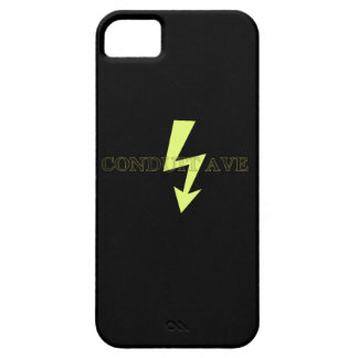 """All Black"" Conduit Ave Phone Case"