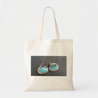 ALL BLUE TOTE BAG