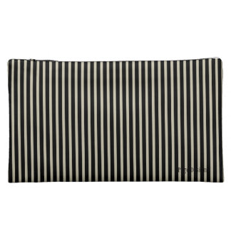 All_Business(c) Sueded Multi-Accessory- Makeup Bag