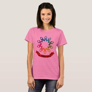 All Cancers Matter Shirt Apparel Cancer Support