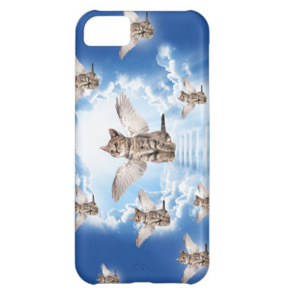All Cats Go to Heaven Case For iPhone 5C