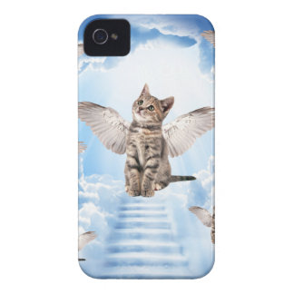 All Cats Go to Heaven Case-Mate iPhone 4 Cases