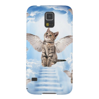 All Cats Go to Heaven Galaxy S5 Covers