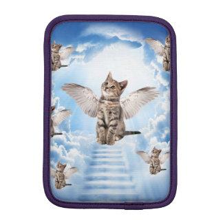 All Cats Go to Heaven iPad Mini Sleeves