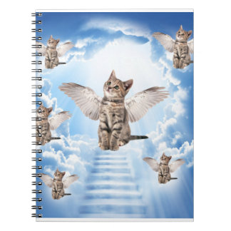 All Cats Go to Heaven Note Books