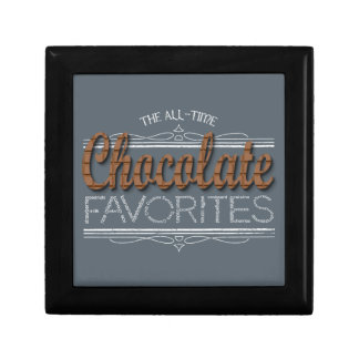 All Chocolate Favorites Gift Box
