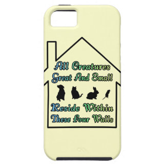 All Creatures Great And Small iPhone 5 Cover