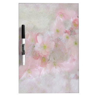 All Dreams in Pink Dry Erase Board