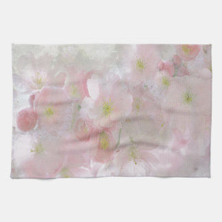 All Dreams in Pink Hand Towel