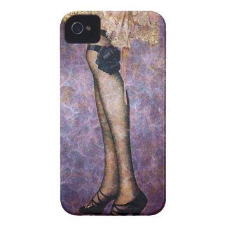 ALL DRESSED UP FOR THE PARTY.jpg iPhone 4 Case-Mate Case