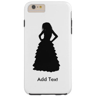 All Dressed Up iPhone 6/6s Plus, Tough Phone Case