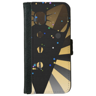 All dressed up iPhone 6 wallet case