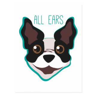 All Ears Post Cards