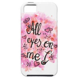 All eyes on ME mobile phone covering iPhone 5 Covers