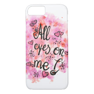 All eyes on ME mobile phone covering iPhone 8/7 Case