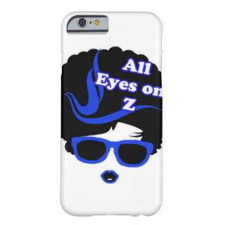 All Eyes on Z iPhone Case