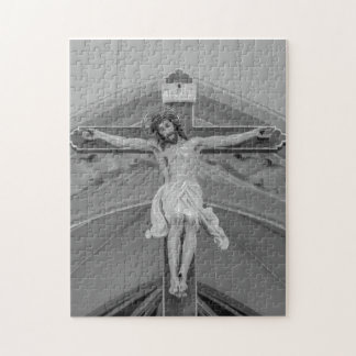 All For You Grayscale Jigsaw Puzzle