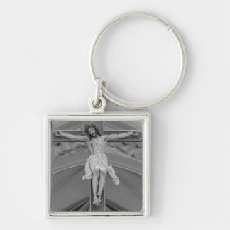All For You Grayscale Keychain