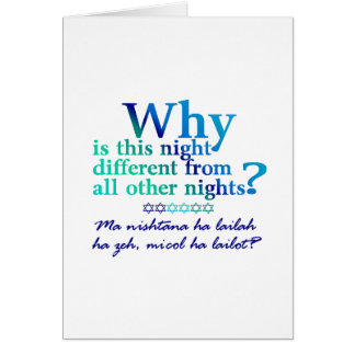 All Four Questions Card