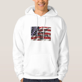 All Gave Some Men's Hoodie