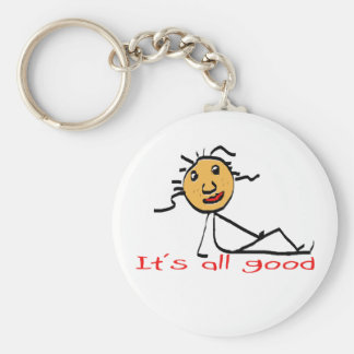 all good keychain