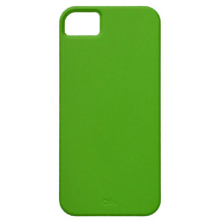 All Green iPhone 5 Cover