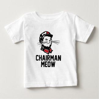 All hail Chairman Meow Baby T-Shirt