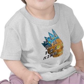 All Hail The King T-shirts