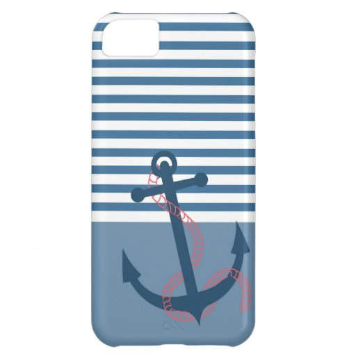 All Hands on Deck! Girly Retro iPhone 5 Case