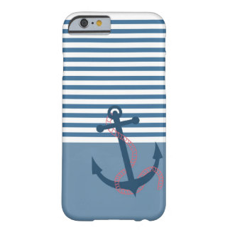 All Hands on Deck! Girly Retro iPhone 6 case Barely There iPhone 6 Case