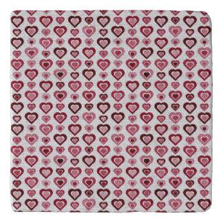 All Hearts Trivet