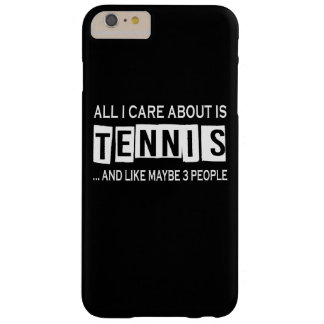 All I Care About Is Tennis Barely There iPhone 6 Plus Case