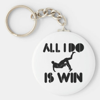 All I Do Is Win At Greco-Roman-wrestling Keychain