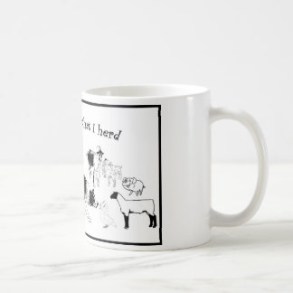 All I know is what i herd Coffee Mug