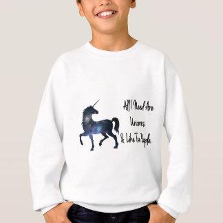 All I need Are Unicorns and Like Two People Sweatshirt