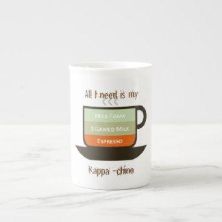 All I need is my Kap-pu - chino Tea Cup