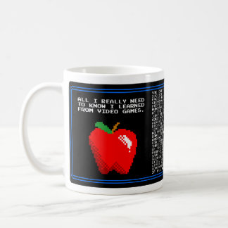 All I Need to Know I Learned from Video Games Mug