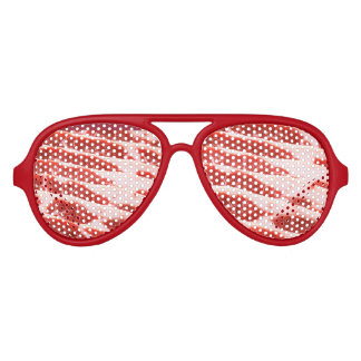 all i see is bacon party sunglasses