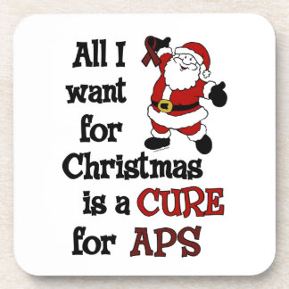 All I Want For Christmas...APS Coaster