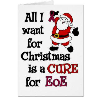 All I Want For Christmas...EoE Card