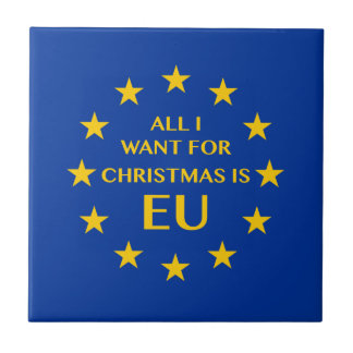All I want for Christmas is EU Tile