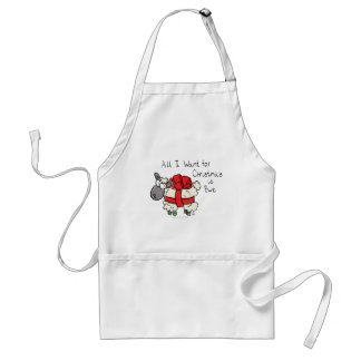 All I Want For Christmas is Ewe Cooking Apron
