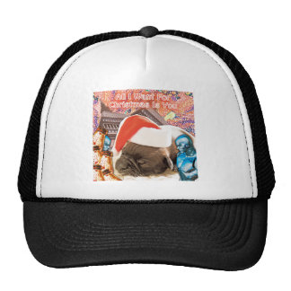All I Want For Christmas Is You Trucker Hat