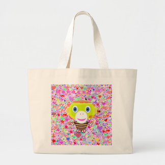All I Want Is you Large Tote Bag