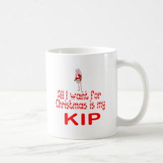 All I want Kip Mugs
