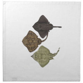 ALL IN FORMATION NAPKIN