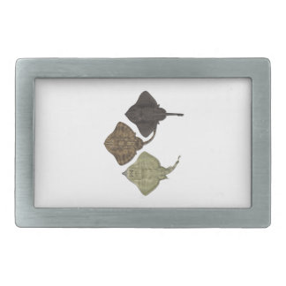 ALL IN FORMATION RECTANGULAR BELT BUCKLES