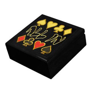 All In Keepsake Jewelry & Trinkets Gift Box