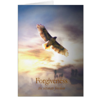All is Forgiven Greeting Card