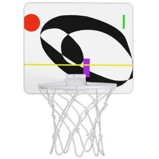 All Is Here Mini Basketball Hoop
